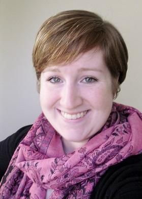 Sarah Parke Author Head Shot