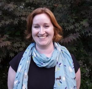 Sarah Parke, headshot